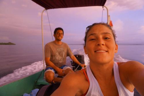 Angie and Nicolas
