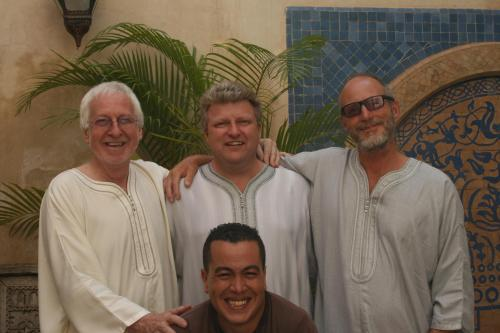 Riad Africa's Owners
