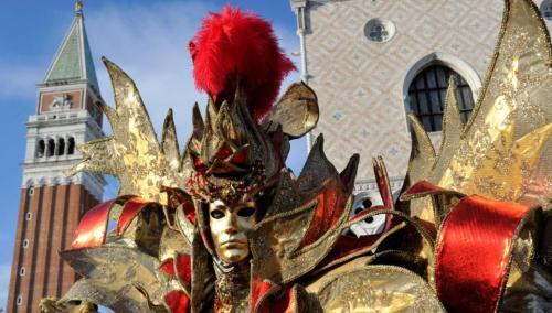 Venice Carnival time!