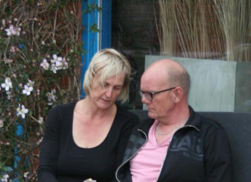Tina en Henry