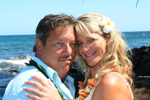 Alan and Linda
