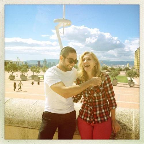 Alex y Carmen