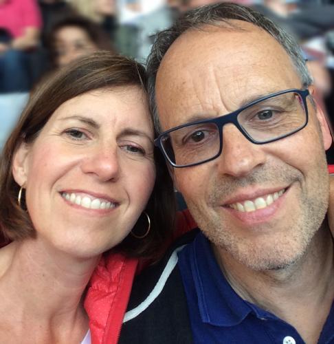 Anne et Philippe