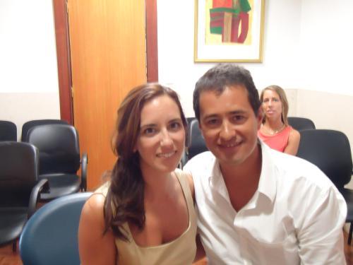 Pedro and Michelle