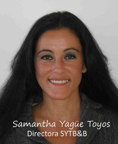 Samantha Yagüe Toyos
