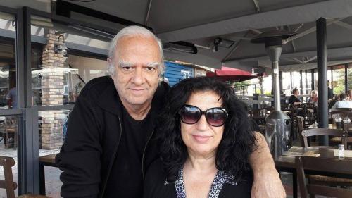 Vagelis & Anna Kostazou