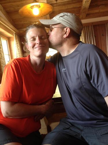 Ann en Mark