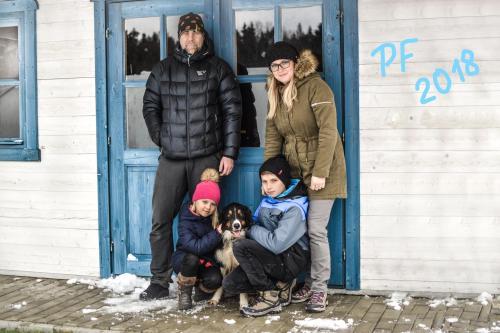 Hana+Ladislav+Matyáš+Eliška+Colin Marklovi