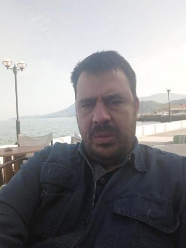 Gregory Tsagarakis.