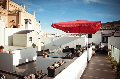 Apartamentos San Pablo Málaga