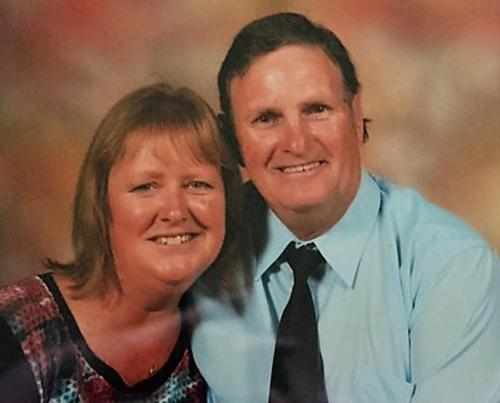 Peter and Debbie Grout
