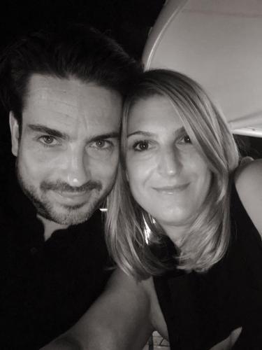 Caroline et Sebastien