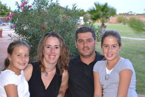MIQUEL ANGEL , MARIA JOSEP, MARIA ANTONIA & CATERINA