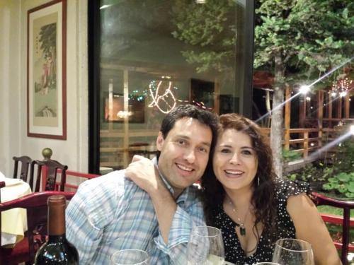 Marcela y Pedro