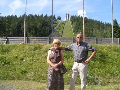 Christa und Hans-Dieter Bündge