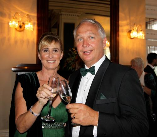 Susy and Brett