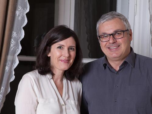 Monica and Christian