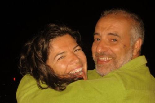 Javier y Gloria