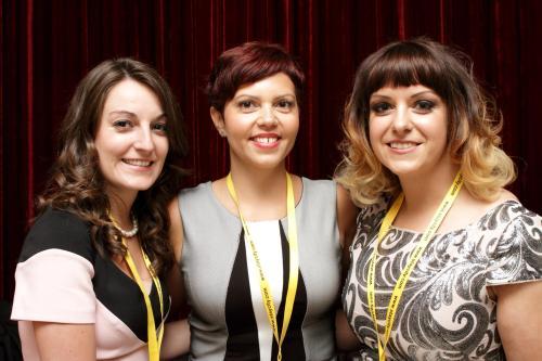 Olga; Justyna & Lucie