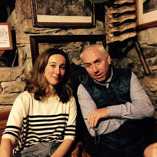 Paul and Renee Shakeshaft