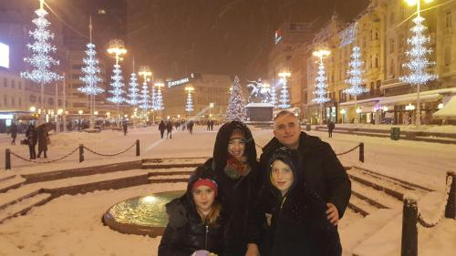 Ivancevic family