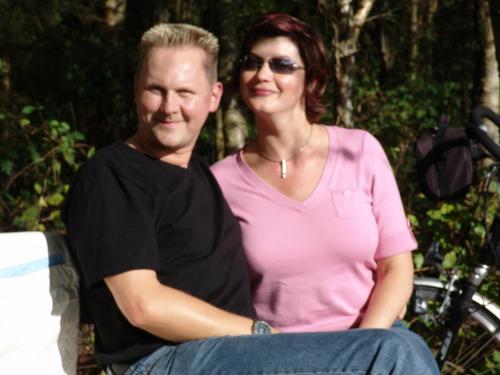Thorsten und Sabine Meyer