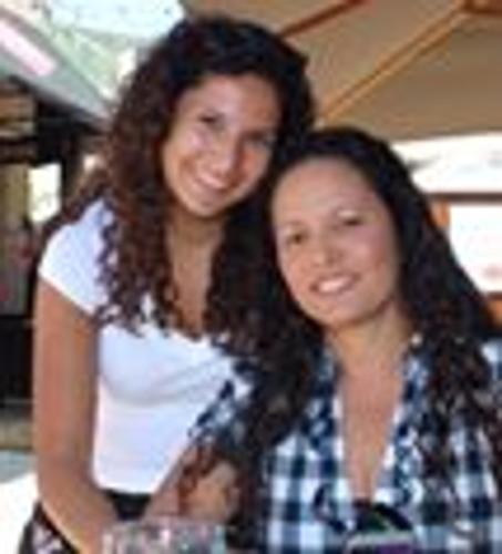 Diana and daughter Kiana