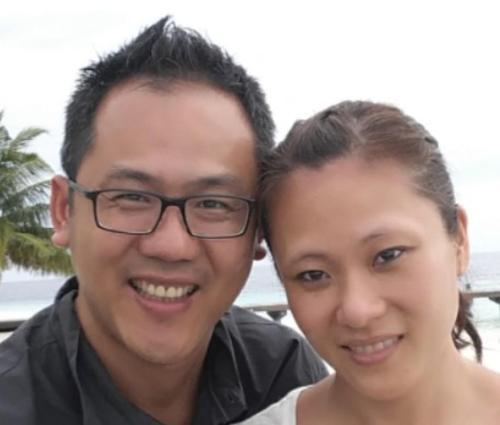 Cécile & Guy