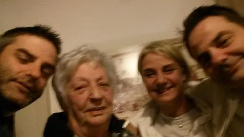 Giovanni, Anna, Betta, Paolo
