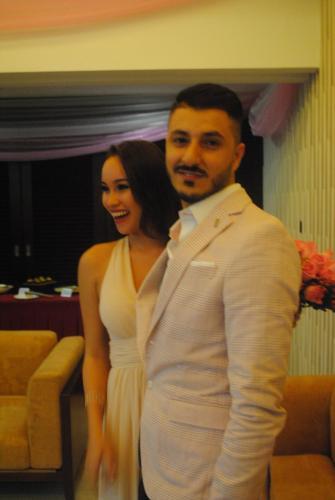 Ben and Christina