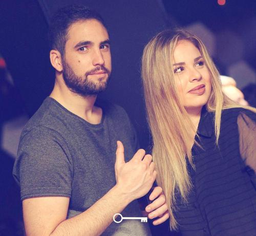 George & Rania