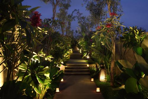 A Romantic Pathway