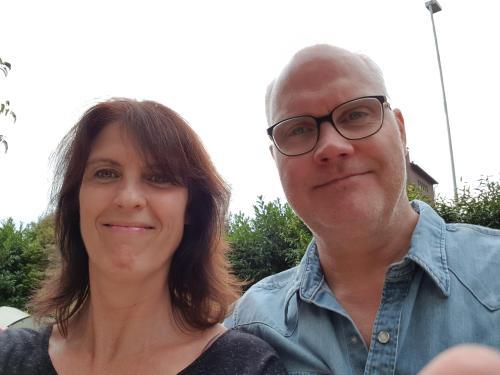 Anja und Frank Kindel