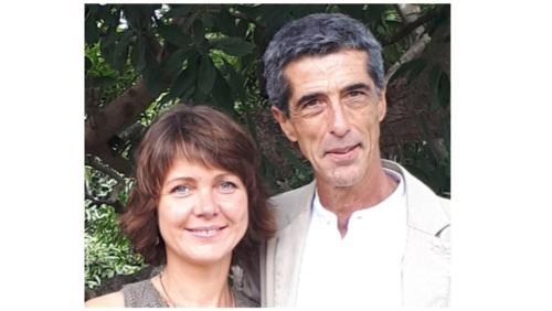 Eglé y Jorge