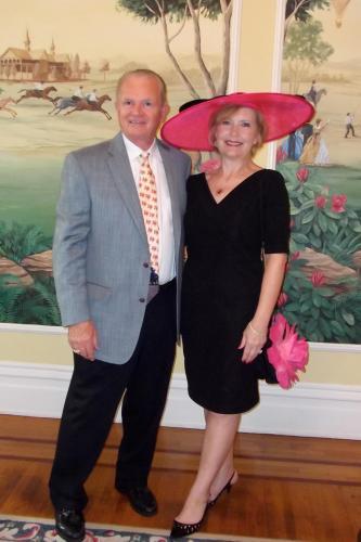 Gayle and Herb Warren