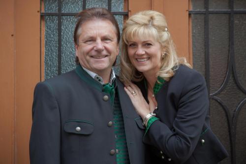 Martina und Ewald Schaffer
