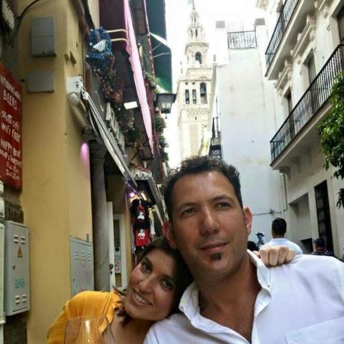 Enrique y Marian.
