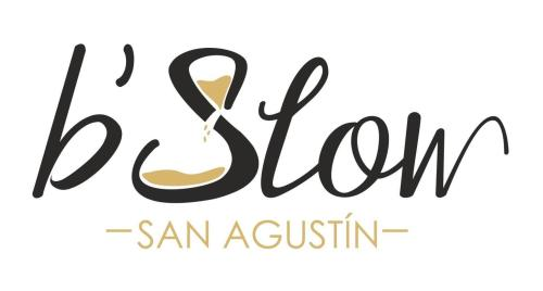 b´Slow San Agustin