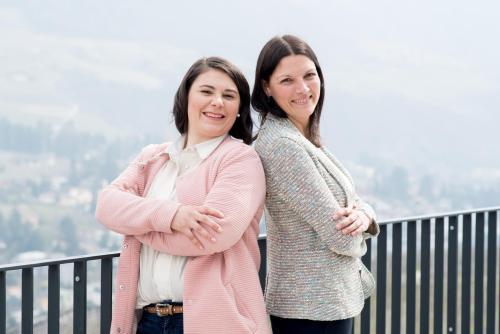 Anna und Andrea Rohrer