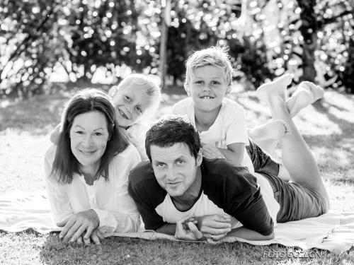 Marlene, Michael, Luis & Finn
