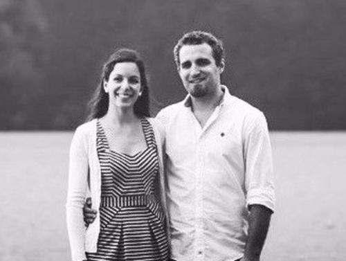 Vanessa e João Pinheiro