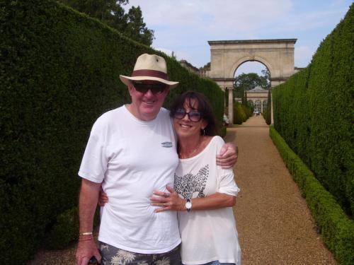 Vicki & Bob