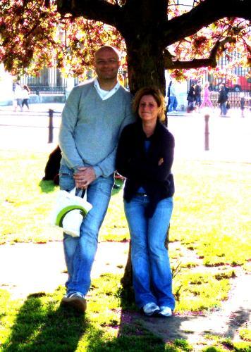 Lisa e Cristiano