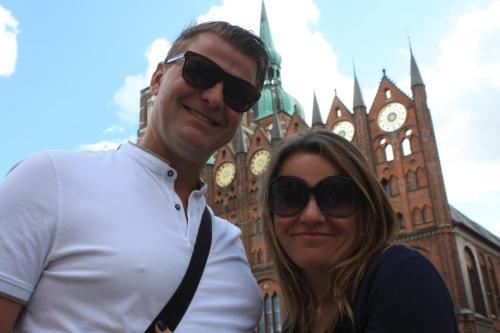 Kathrin und Ronny Bürger