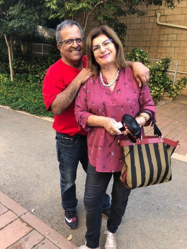 Yaffa & Itzik Gamliel
