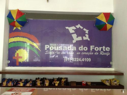 POUSADA DO FODRTE