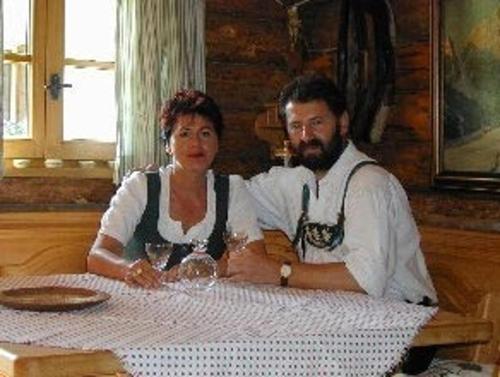 Ihre Vermieter Andrea & Franz Josef Haug