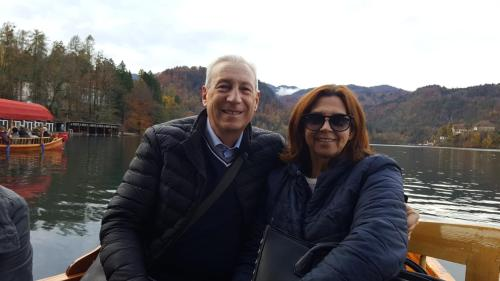 Vincenzo e Katia