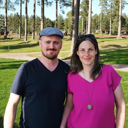 Patrik & Claire