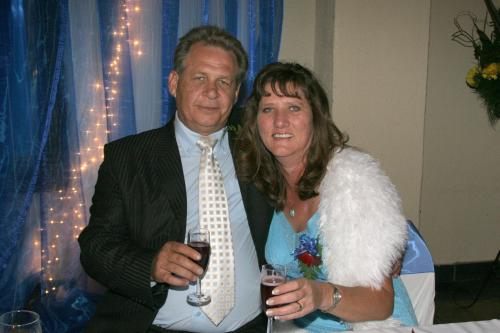 Chris & Lynette Wolhuter